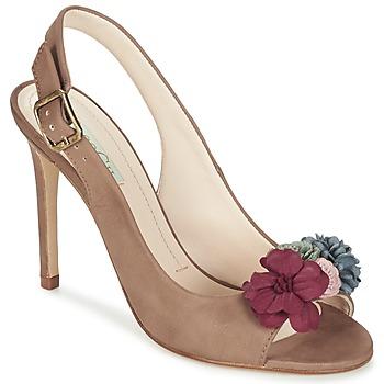 Chaussures Femme Sandales et Nu-pieds Paco Gil BRAZIL Marron