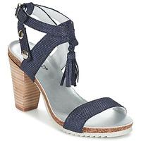 Chaussures Femme Sandales et Nu-pieds Regard RIKIL Bleu