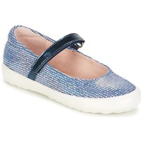 Chaussures Fille Ballerines / babies Acebo's SIULO Marine