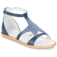 Chaussures Fille Sandales et Nu-pieds Acebo's SARINO Marine