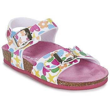 Chaussures Fille Sandales et Nu-pieds Agatha Ruiz de la Prada BIDOU Multicolore
