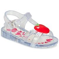 Chaussures Fille Sandales et Nu-pieds Agatha Ruiz de la Prada BOULINETTE Blanc