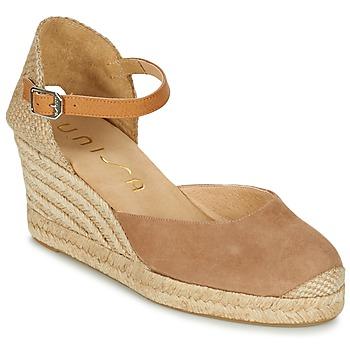 Chaussures Air max tnFemme Sandales et Nu-pieds Unisa CACERES Marron