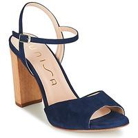 Chaussures Femme Sandales et Nu-pieds Unisa WATU Marine