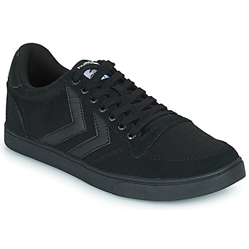 Chaussures Homme Baskets basses Hummel TEN STAR TONAL LOW Noir