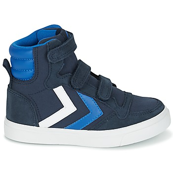 Chaussures Enfant hummel stadil canvas high jr
