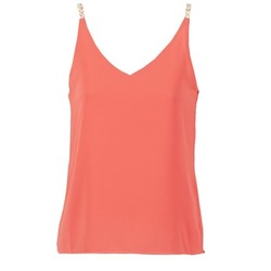 Vêtements Femme Tops / Blouses Betty London EVOUSA Corail