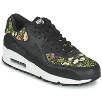 Chaussures Femme Baskets basses Nike AIR MAX 90 SE W Print