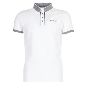 Vêtements Homme Polos manches courtes Deeluxe SQUART Blanc