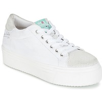 Chaussures Air max tnFemme Baskets basses Ippon Vintage TOKYO FUN Blanc