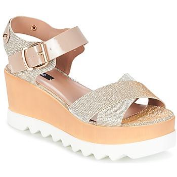 Chaussures Air max tnFemme Sandales et Nu-pieds MTNG ROSTAC Nude