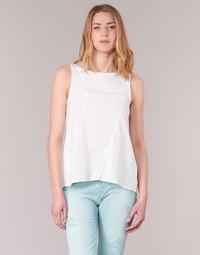 Vêtements Femme Débardeurs / T-shirts sans manche Desigual ROMINESSA Blanc