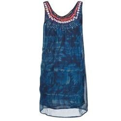 Vêtements Femme Robes courtes Desigual LIORISE Bleu
