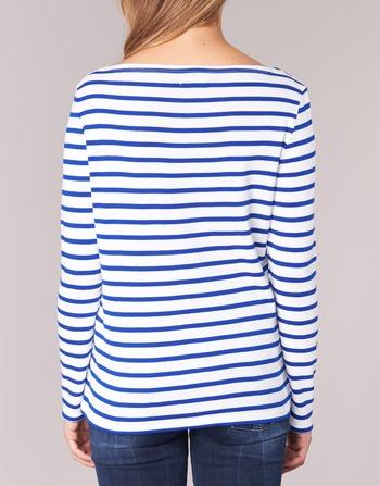 Petit Bateau FIX Blanc / Bleu