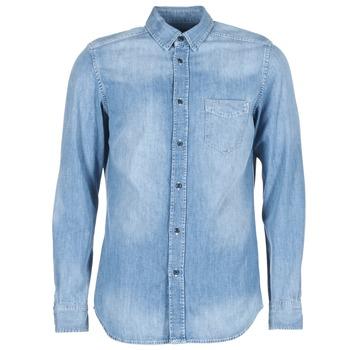 Vêtements Homme Chemises manches longues Diesel D CARRY Bleu