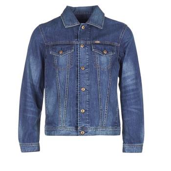 Vêtements Homme Vestes en jean Diesel NHILL Bleu