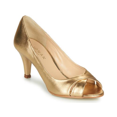 Chaussures Femme Escarpins Jonak DIANE Doré
