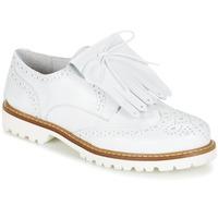 Chaussures Femme Derbies Jonak AUSTRAL Blanc