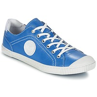 Chaussures Femme Baskets basses Pataugas BAHER F2C Bleu