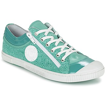 Chaussures Femme Baskets basses Pataugas BISK/BB F2C Turquoise