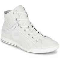 Chaussures Air max tnFemme Baskets montantes Pataugas PAZ/N F2C Blanc