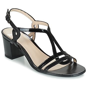 Chaussures Femme Sandales et Nu-pieds Perlato LOABINE Noir