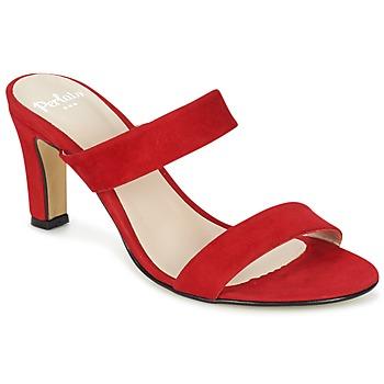Chaussures Femme Sandales et Nu-pieds Perlato ADINILE Rouge