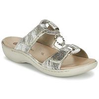 Chaussures Femme Mules Remonte Dorndorf TARDESSO Argenté
