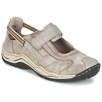 Chaussures Femme Baskets basses Rieker BIOLORATEIL Taupe