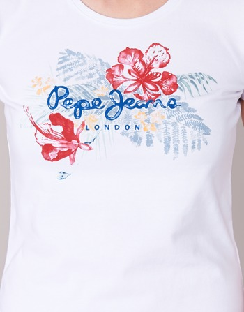 Pepe jeans AMBER Blanc