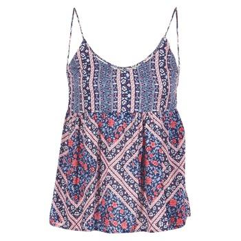 Vêtements Femme Tops / Blouses Pepe jeans MERY Bleu / Rose