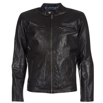Vêtements Homme Vestes en cuir / synthétiques Pepe jeans LENNON Noir