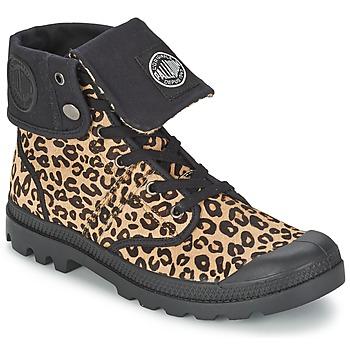 Chaussures Femme Boots Palladium BAGGY PN Leopard