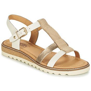 Chaussures Air max tnFemme Sandales et Nu-pieds Pikolinos ALCUDIA W1L Argenté
