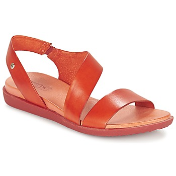 Chaussures Femme Sandales et Nu-pieds Pikolinos ANTILLAS W0H Rouge