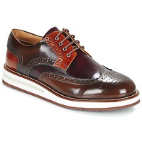 Chaussures Homme Derbies Barleycorn AIR BROGUE Marron / Bordeaux