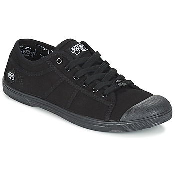 Chaussures Femme Baskets basses Le Temps des Cerises BASIC 02 Noir