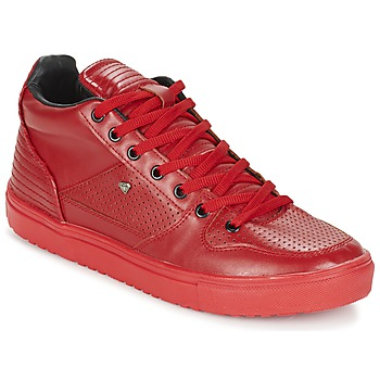 Chaussures Homme Baskets montantes Cash Money SUNDAY Rouge