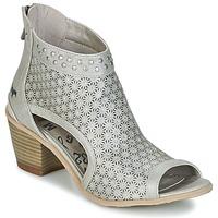 Chaussures Femme Bottines Mustang CRAIDOU Argent