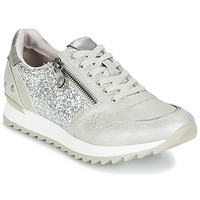 Chaussures Femme Baskets basses Mustang VENFIN Argent