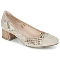 Chaussures Air max tnFemme Escarpins Hispanitas DOUGA Nougat