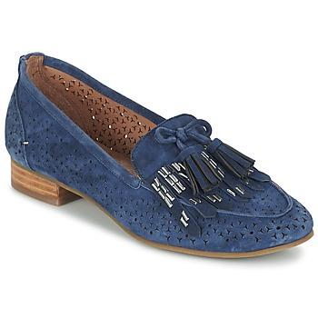 Chaussures Femme Mocassins Mam'Zelle ZELINA Marine