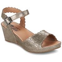 Chaussures Air max tnFemme Sandales et Nu-pieds Mam'Zelle DOUGA Argenté