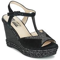 Chaussures Air max tnFemme Sandales et Nu-pieds Mam'Zelle IMELA Noir
