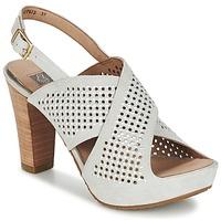 Chaussures Air max tnFemme Sandales et Nu-pieds Mam'Zelle TADORA Gris