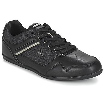 Chaussures Air max tnHomme Baskets basses Kappa BRIDGMANI Noir