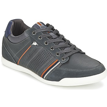 Chaussures Air max tnHomme Baskets basses Kappa SAWATI Noir