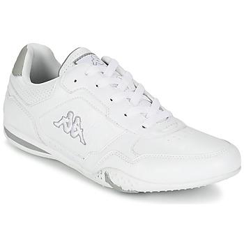 Chaussures Homme Baskets basses Kappa SPIRIDO Blanc