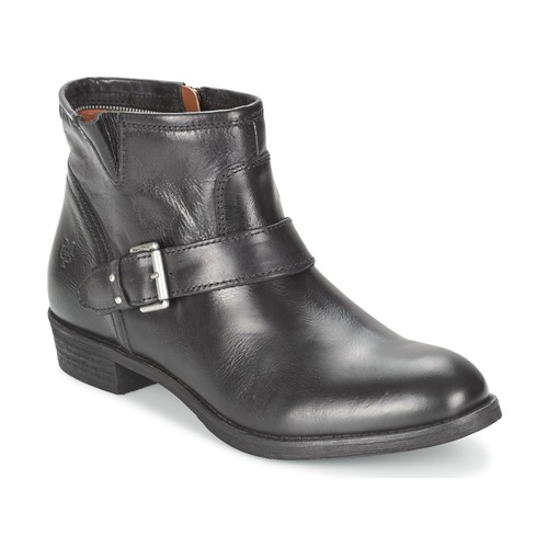 Chaussures Femme Boots Marc O'Polo ALICE Noir