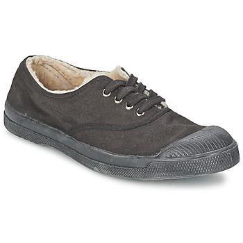Chaussures Air max tnEnfant Baskets basses Bensimon TENNIS FOURREES Gris